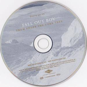 Fall Out Boy: From Under The Cork Tree (CD) - Bild 5