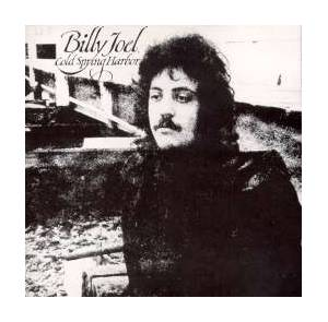 Billy Joel: Cold Spring Harbor - Cover