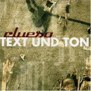 Clueso: Text Und Ton - Cover