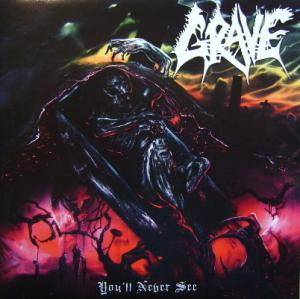 Grave: You'll Never See... (CD) - Bild 1