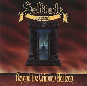 Solitude Aeturnus: Beyond The Crimson Horizon (CD) - Bild 1