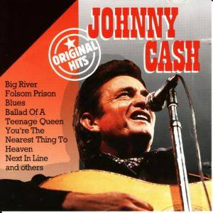 Johnny Cash: 18 Original Hits - Cover