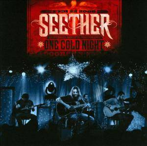 Seether: One Cold Night - Cover