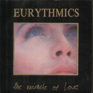 Eurythmics: Miracle Of Love, The - Cover