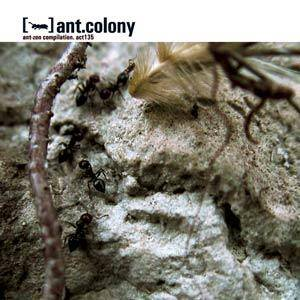 Cover - Imminent Starvation: Ant.Colony (Ant-Zen Compilation. Act135)