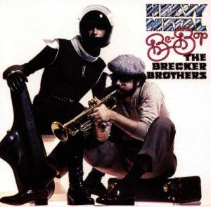 Brecker Brothers: Heavy Metal Be-Bop - Cover