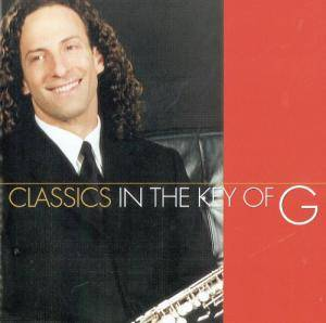 Cover - Kenny G: Classics In The Key Of G