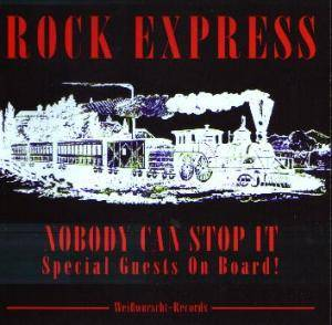 Cover - Eclipse Of The Sun: Rock Express