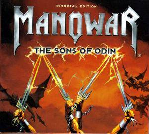 Manowar: Sons Of Odin, The - Cover
