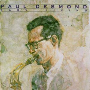 Paul Desmond: Easy Living - Cover