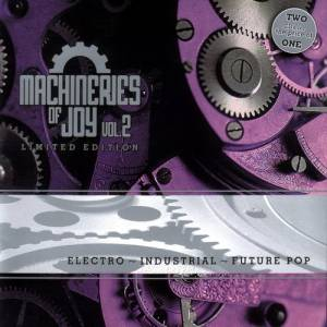 Machineries Of Joy Vol. 2 - Cover