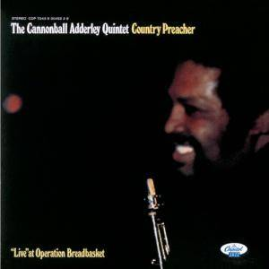 The Cannonball Adderley Quintet: Country Preacher - Cover