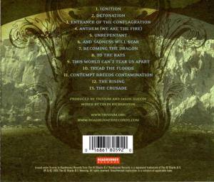 Trivium: The Crusade (CD) - Bild 2