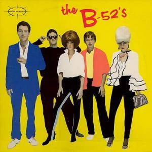 The B-52's: B-52's, The - Cover