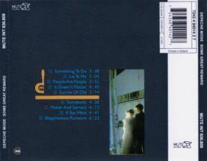 Depeche Mode: Some Great Reward (CD) - Bild 2