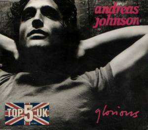 Cover - Andreas Johnson: Glorious