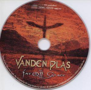 Vanden Plas: Far Off Grace (CD) - Bild 3