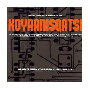 Philip Glass: Koyaanisqatsi - Cover