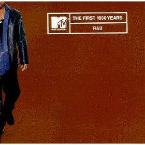 MTV - The First 1000 Years - R&B - Cover