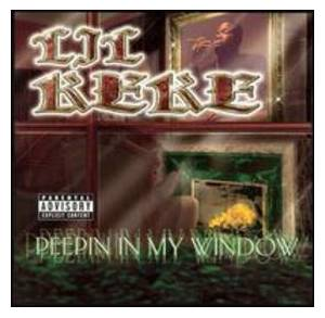 Cover - Lil' Keke: Peepin In My Window