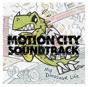 Cover - Motion City Soundtrack: My Dinosaur Life