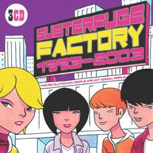 Cover - Ellos: Subterfuge Factory 1993-2003