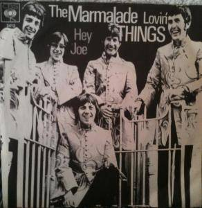 Cover - Marmalade, The: Lovin' Things