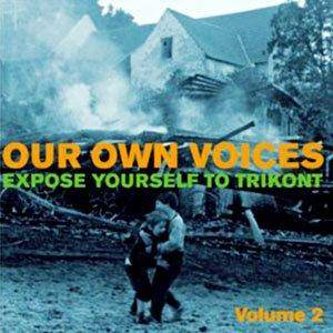 Cover - Bally Prell: Our Own Voices - Expose Yourself To Trikont Vol.2