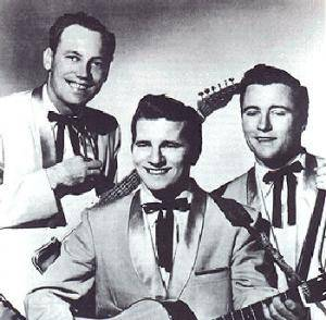 Cover - Johnny Burnette: Rock & Roll Trio, The