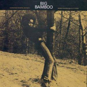 Cover - Lord Tanamo: Big Bamboo