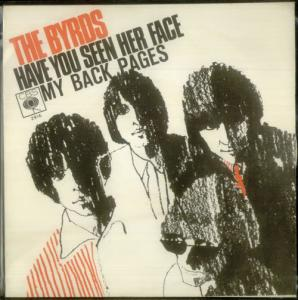 Cover - The Byrds: Have You Seen Her Face / Don't Make Waves