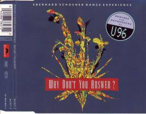 Cover - U96: Why Don't You Answer