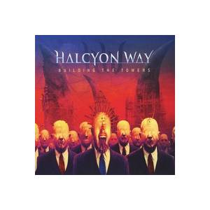 Halcyon Way: Building The Towers - Cover