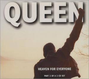 Queen: Heaven For Everyone - Cover