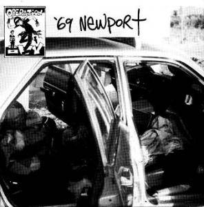 Operation Ivy: '69 Newport - Cover