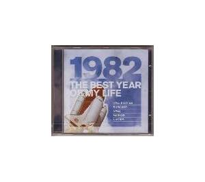 Cover - Survivor: 1982 The Best Year Of My Life