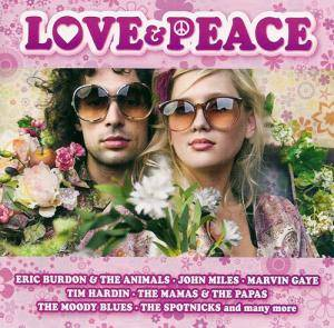 Cover - Silkie, The: Love & Peace