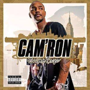 Cover - Cam'ron: Crime Pays