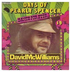 Cover - David McWilliams: Dance For Ever Vol. 19 - Days Of Pearly Spencer