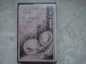 Cover - House Of Usher, The: Ravages Of Time, The