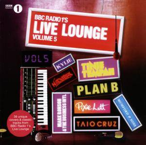 Cover - Taio Cruz: BBC Radio 1 - Radio 1's Live Lounge Vol. 5