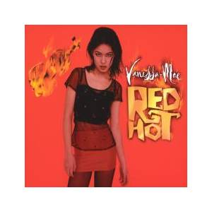 Cover - Vanessa-Mae: Red Hot