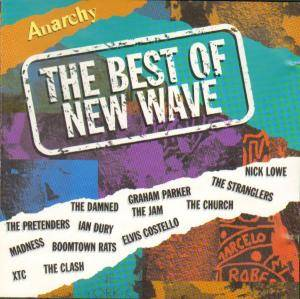 Cover - Lene Lovich: Anarchy - The Best Of New Wave