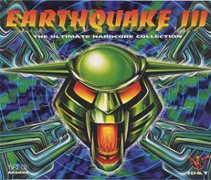Cover - Knightvision: Earthquake III