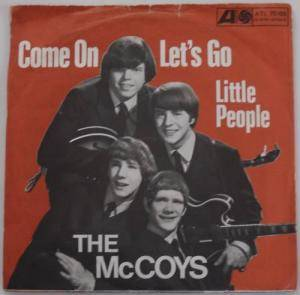 Cover - McCoys, The: Come On Let's Go