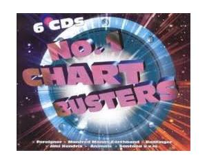 No. 1 Chartbusters - Cover