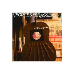 Georges Brassens: N° 5 - Le Pornographe - Cover