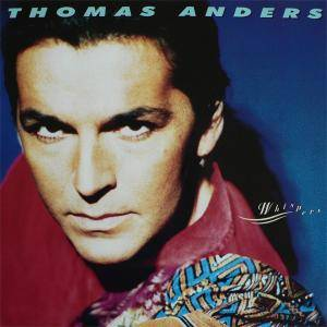 Cover - Thomas Anders: Whispers