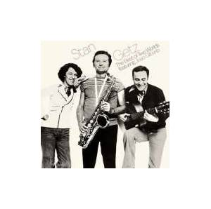 Stan Getz: Best Of Two Worlds, The - Cover