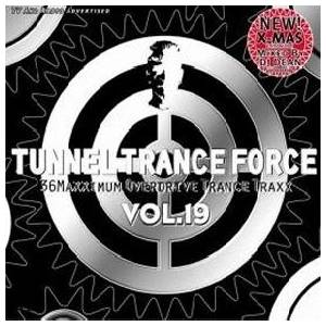 Cover - Silver Liquid: Tunnel Trance Force Vol. 19